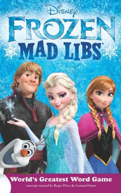 Disney Frozen Mad Libs (Paperback)