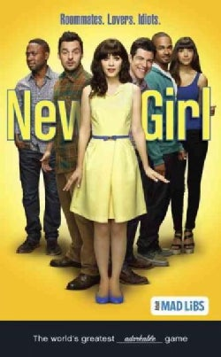 New Girl Mad Libs (Paperback)