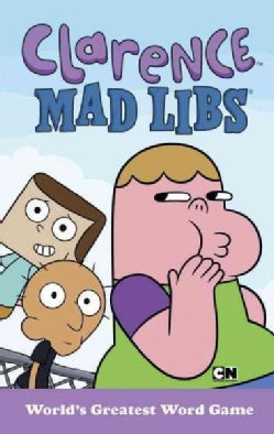 Clarence Mad Libs (Paperback)