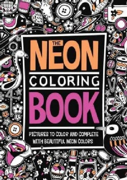 The Neon Coloring Book (Paperback)