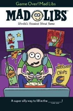 Game Over! Mad Libs (Paperback)