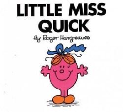 Little Miss Quick (Paperback)