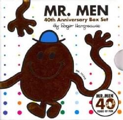 Mr. Men: 40th Anniversary (Hardcover)