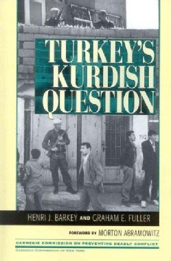 Turkey's Kurdish Question (Paperback)