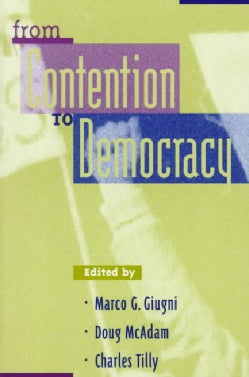 From Contention to Democracy (Paperback)