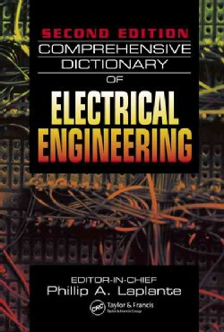 Comprehensive Dictionary Of Electrical Engineering: Electrical Engineering (Hardcover)