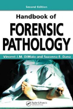 Handbook of Forensic Pathology (Paperback)
