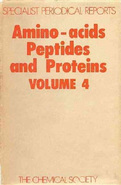 Amino Acids, Peptides, and Proteins (Hardcover)