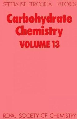 Carbohydrate Chemistry (Hardcover)