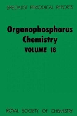 Organophosphorus Chemistry: Specialist Periodical Report (Hardcover)