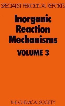 Inorganic Reaction Mechanisms (Hardcover)