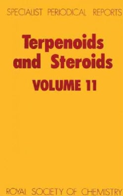 Terpenoids and Steroids (Hardcover)