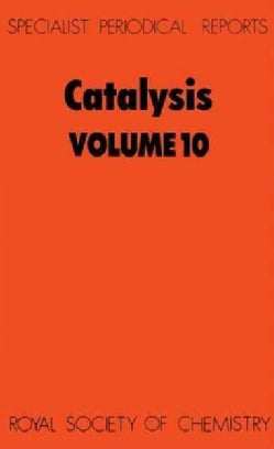 Catalysis: A Review of Recent Literature (Hardcover)