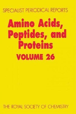 Amino Acids Peptides & Proteins (Hardcover)