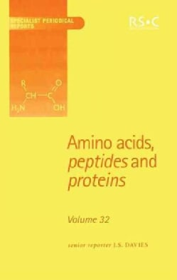 Amino Acids, Peptides & Proteins (Hardcover)
