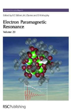 Electron Paramagnetic Resonance (Hardcover)