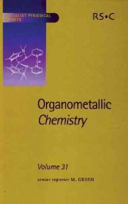 Organometallic Chemistry (Hardcover)