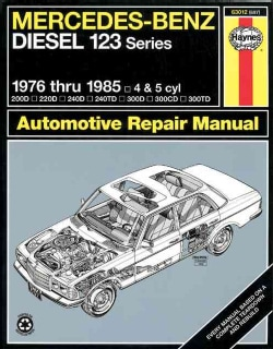 Mercedes-Benz Diesel Automotive Repair Manual (Paperback)