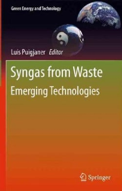 Syngas from Waste: Emerging Technologies (Hardcover)