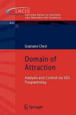 Domain of Attraction: Analysis and Control Via SOS Programming (Paperback)