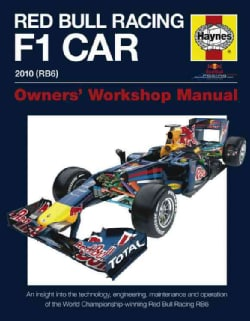 Red Bull Racing F 1 Car 2010 (RB6): Owners' Workshop Manual (Hardcover)