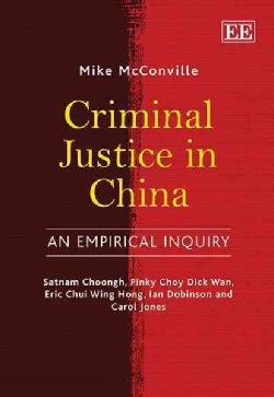 Criminal Justice in China (Hardcover)