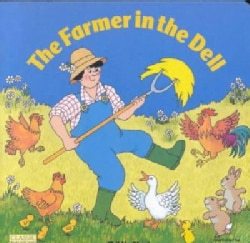 The Farmer in the Dell (Board book)