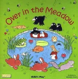 Over in the Meadow (Paperback)