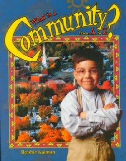 What Is a Community? from A to Z: From a to Z (Paperback)