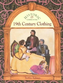 19th Century Clothing (Paperback)