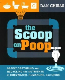 The Scoop on Poop: Safely Capturing and Recycling the Nutrients in Greywater, Humanure, and Urine (Paperback)