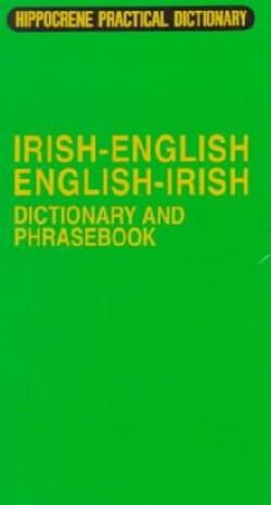 Irish/English English/Irish Dictionary and Phrasebook (Paperback)