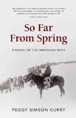 So Far from Spring (Hardcover)