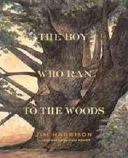 The Boy Who Ran to the Woods (Hardcover)