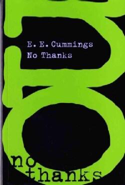 No Thanks (Paperback)