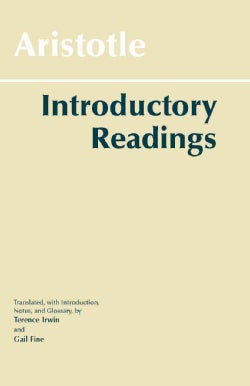 Aristotle: Introductory Readings (Paperback)