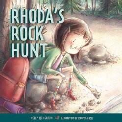 Rhoda's Rock Hunt (Hardcover)