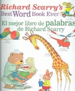 Best Word Book Ever El Mejor Libro de Palabras de Richard Scarry (Paperback)