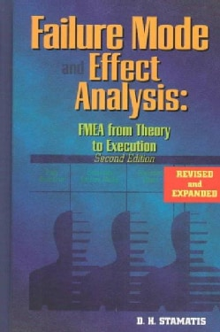 Failure Mode and Effect Analysis: Fmea from Theory to Execution (Hardcover)