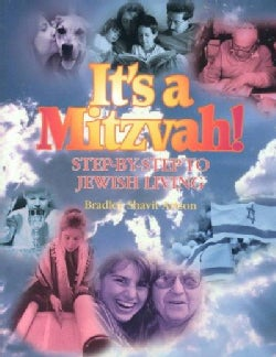 It's a Mitzvah!: Step-By-Step to Jewish Living (Paperback)