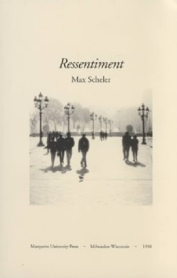 Ressentiment (Paperback)