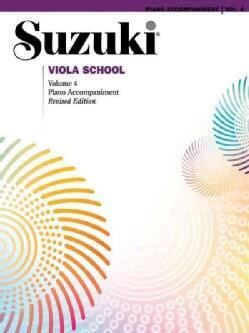Suzuki Viola School: Piano Accompaniments (Paperback)