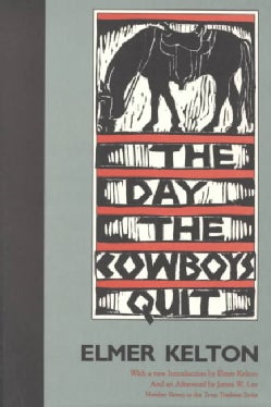 The Day the Cowboys Quit (Paperback)