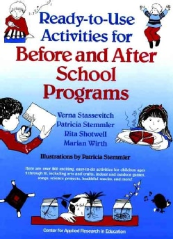 Ready-To-Use Activities for Before and After School Programs (Paperback)