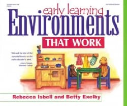 Early Learning: Environments That Work (Paperback)