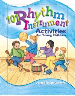 101 Rhythm Instrument Activities for Young Children (Paperback)