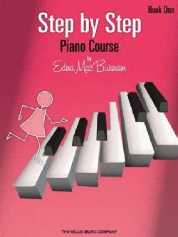 Step by Step Piano Course: Sheet Music (Paperback)