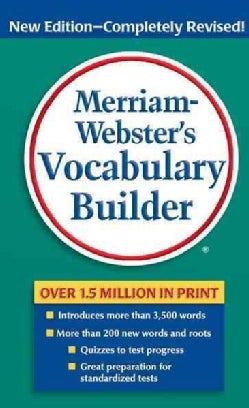 Merriam-Webster's Vocabulary Builder (Paperback)