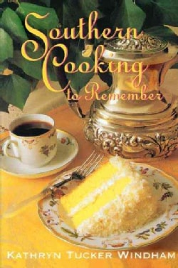 Southern Cooking to Remember (Paperback)