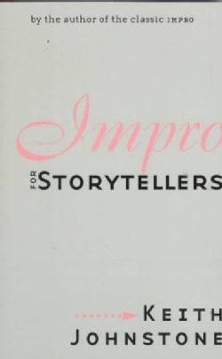 Impro for Storytellers (Paperback)